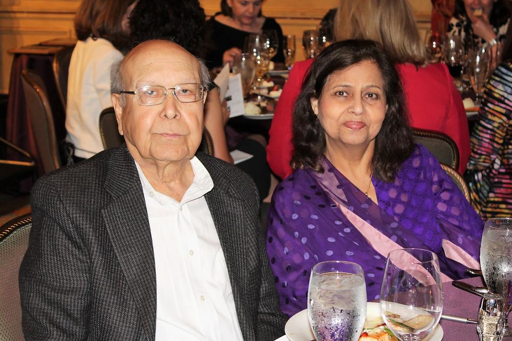 Dr. Haleem & Saleha Haleem