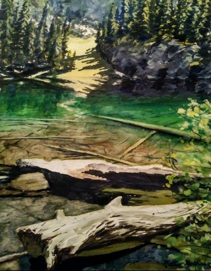 Seven Devils Lake