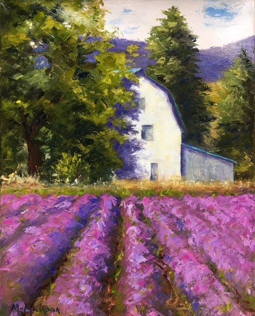 Lavishly Lavender by Michael Muldoon.jpg