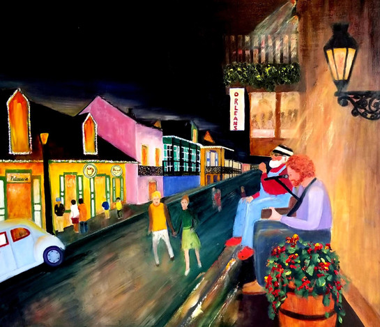 Night Life - New Orleans