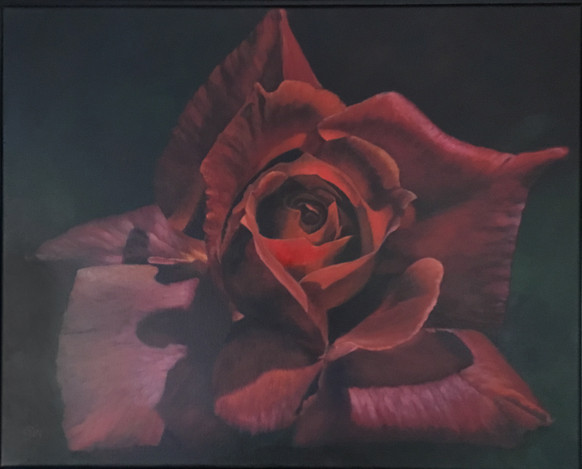 Black Tea Rose