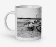 Shipwreck, Braunton Burrows, Crowe Point