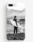 croyde-surfer-drawing-phone-cover-by-rus