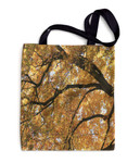Autumn Tree, North Devon, Tote Bag by Ru