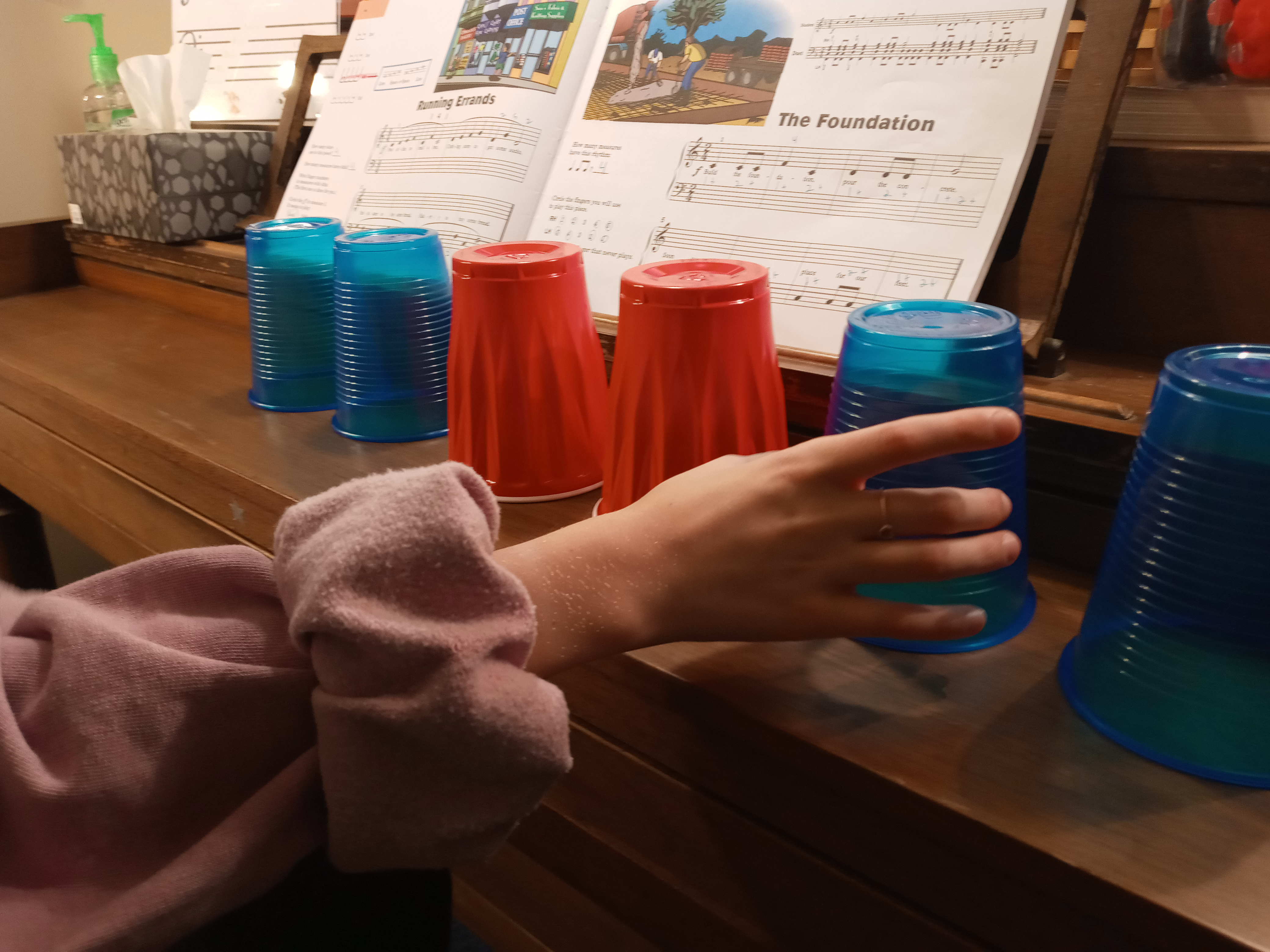 pianocups