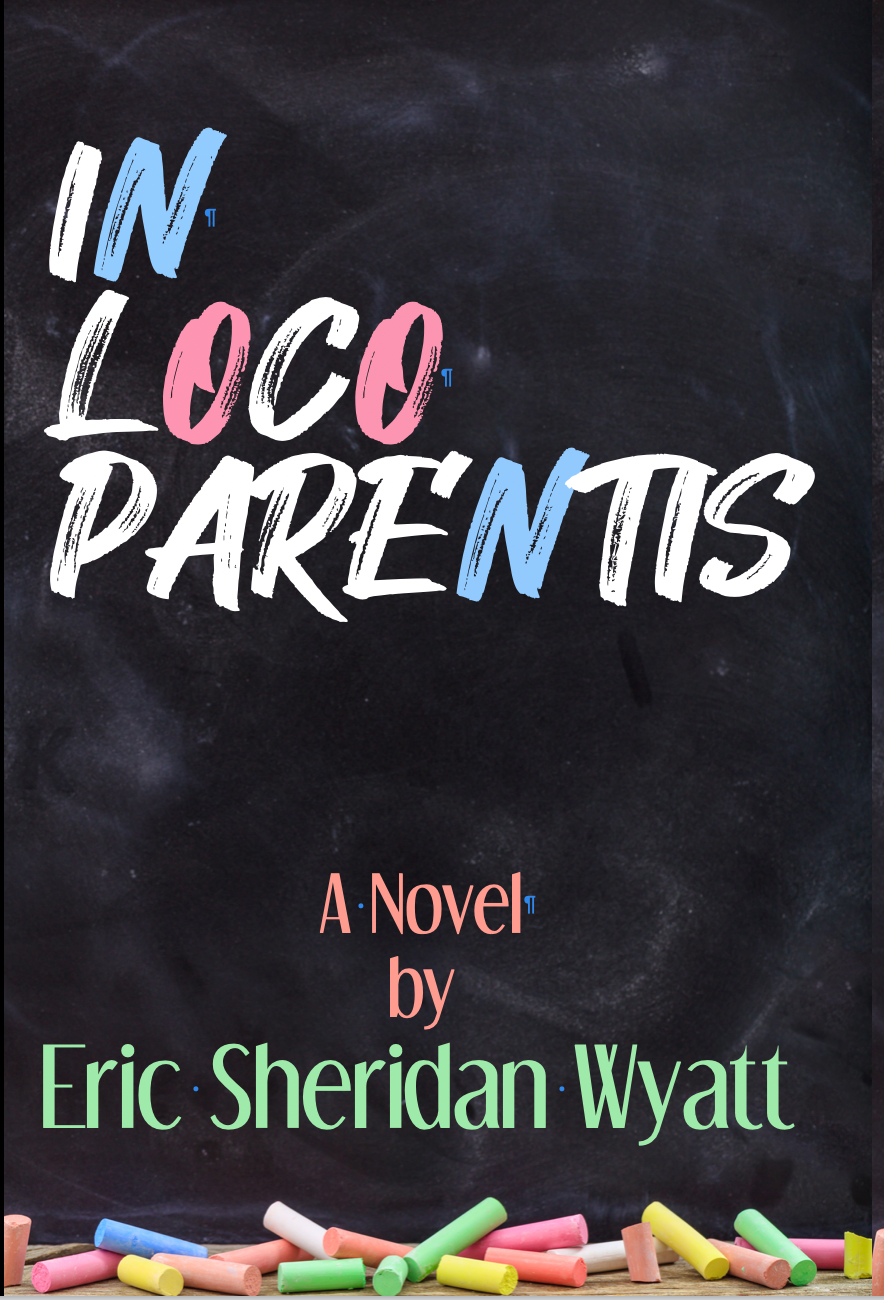 The limited edition hardcover version of In Loco Parentis is available only through this website.
