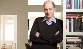 Author Alain de Botton has written several influential books, including On Love and The Course of Love