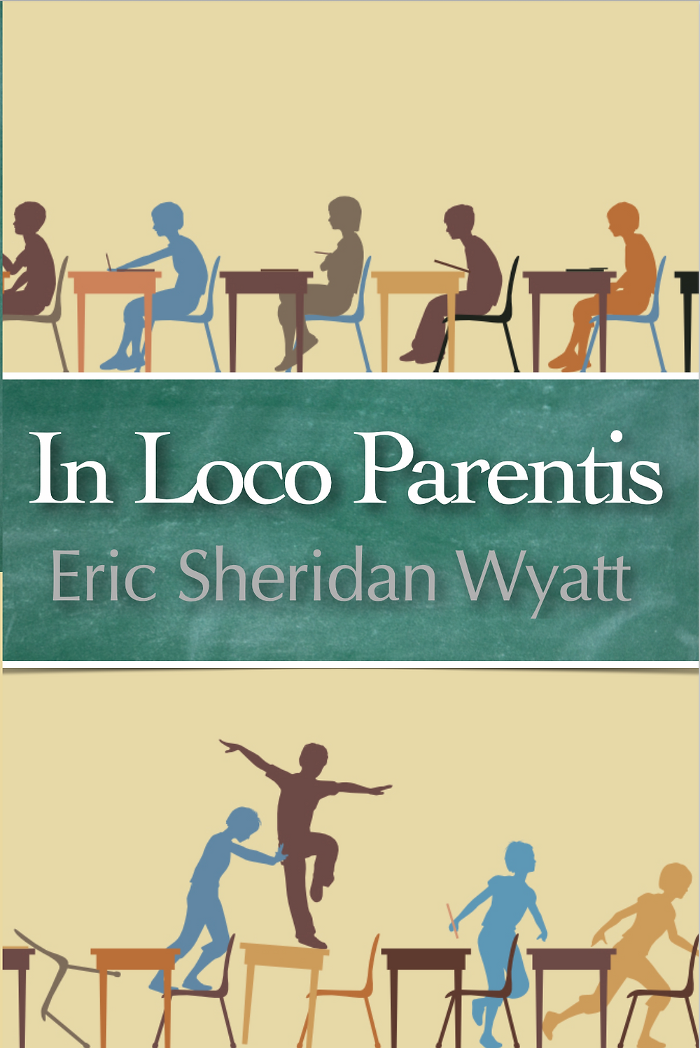 The retail, paperback version of In Loco Parentis, available at Amazon or your local book retailer.
