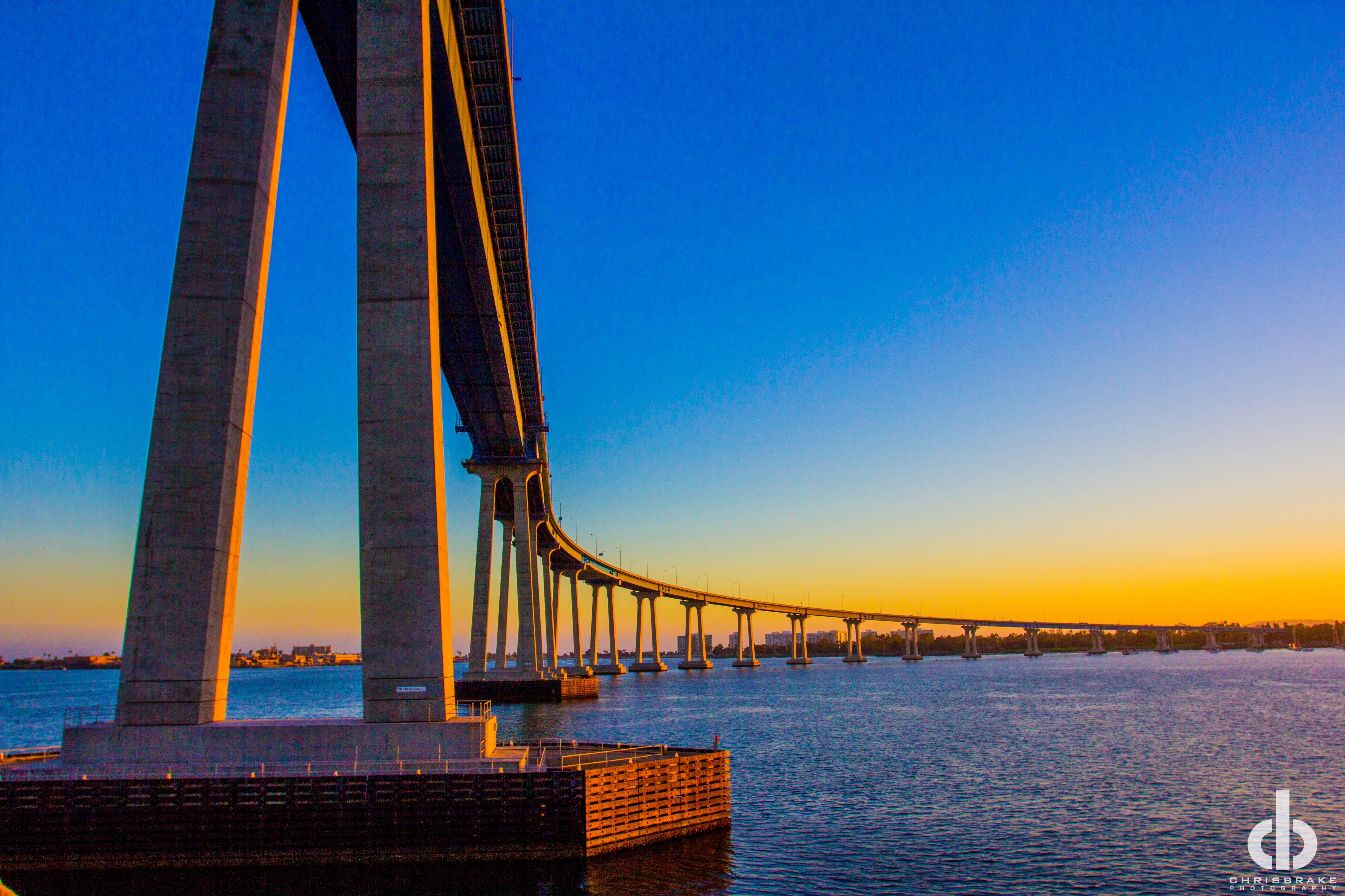 Coronado Bridge, San Diego, CA