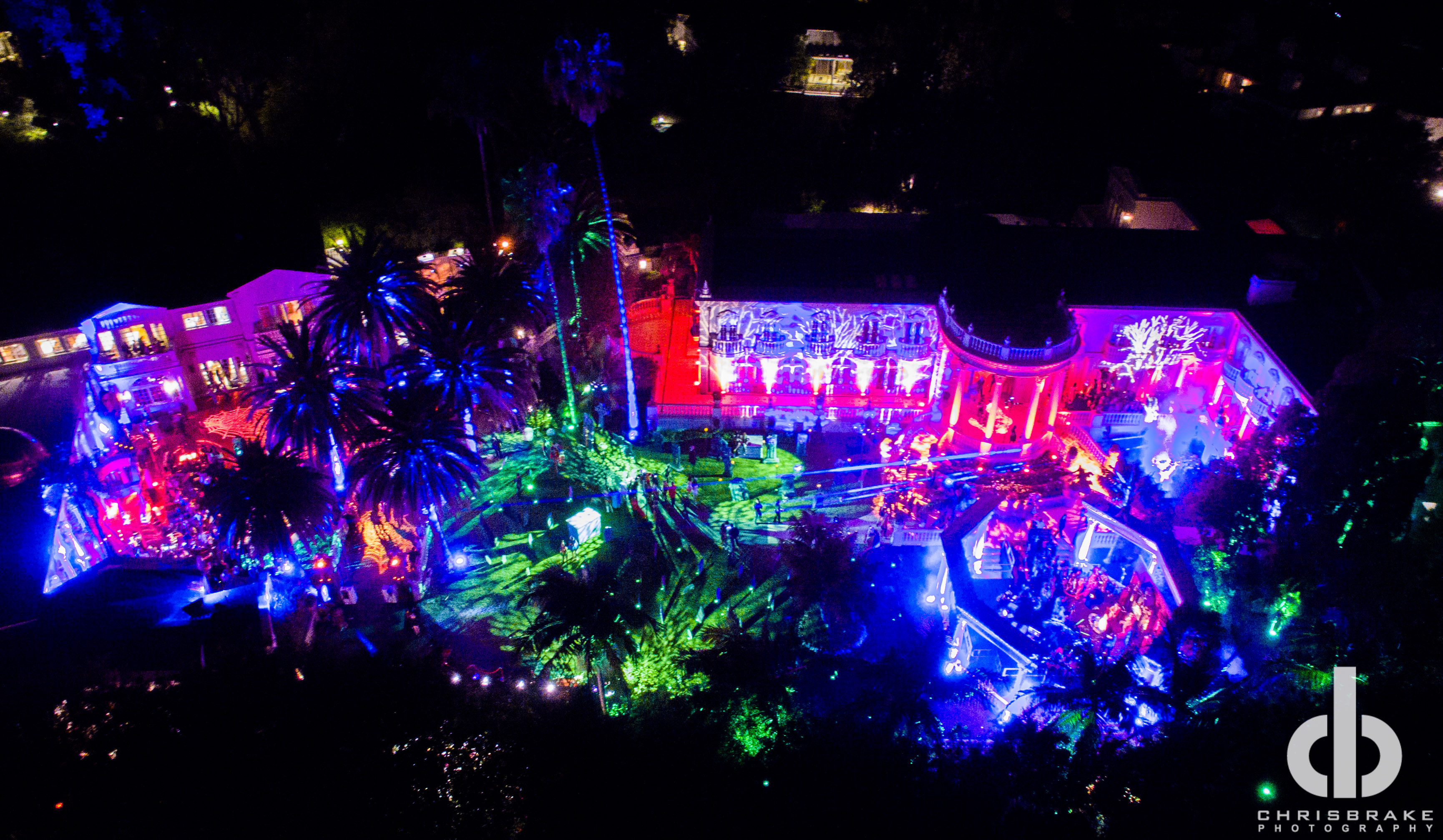 Maxim Halloween Mansion