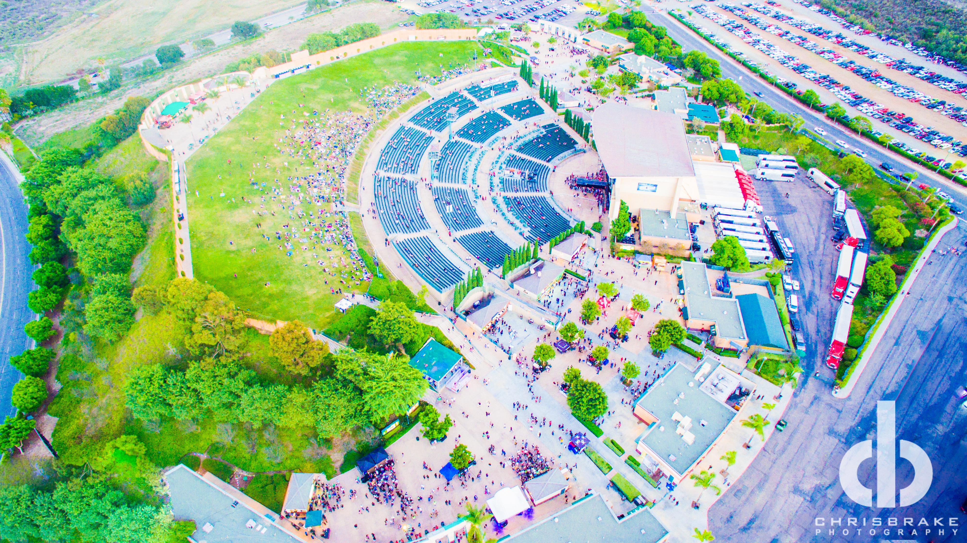 SleepTrain Amphitheater