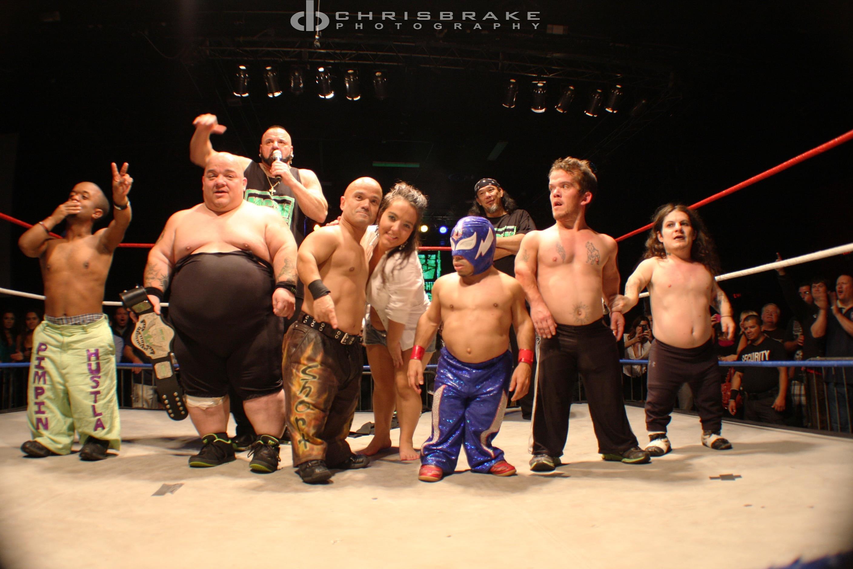 Midget Wrestle 22