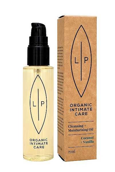 Lip Cleansing +Moisturising oil, coconut+Vanill