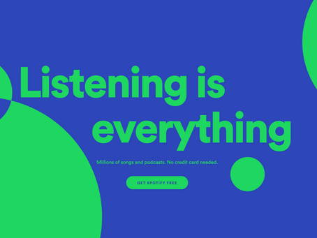 Listening is everything, for a fee