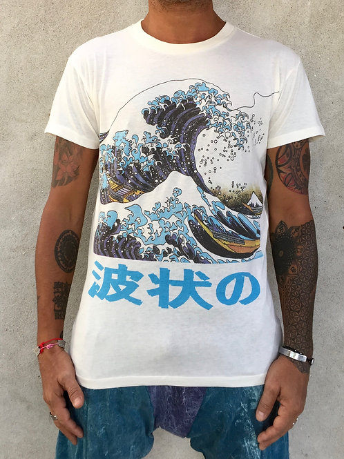 Japan Waves T-SHIRT