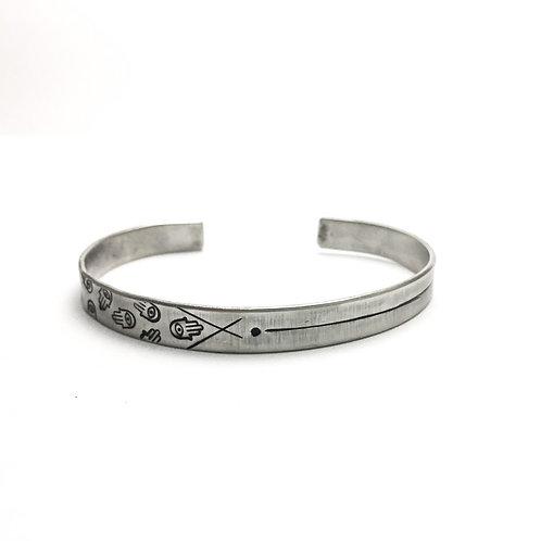 Handmade stainless steel bracelets