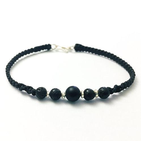 Protection & Courage Unisex bracelet