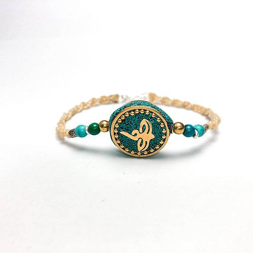 Buddha Eyes bracelet