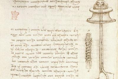 Leonardo, el chef y un códice falso