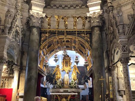 Nadie sabe para quien trabaja. Catedral de San Duje