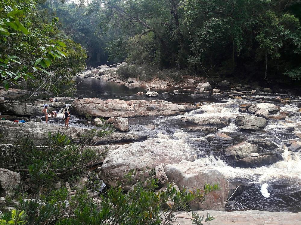 Taman Negara Malaysia Lata Berkoh