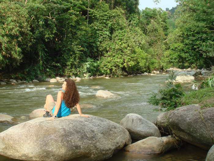 Caves, Hikes, Rafting and Rafflesias. GOPENG has it ALL (but nobody knows).