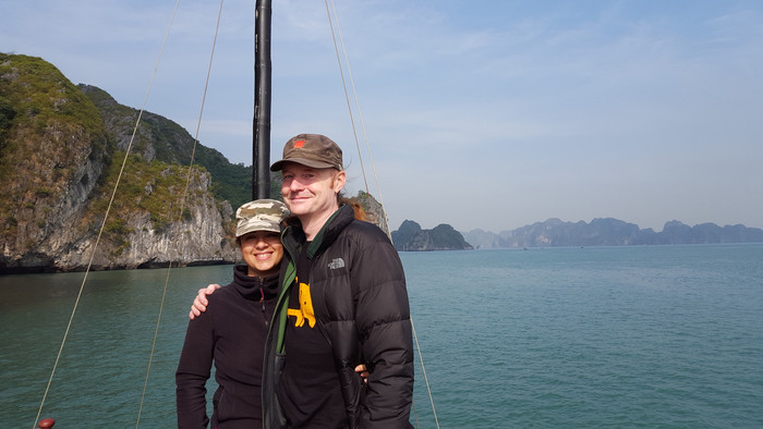 Escape to CATBA Island: HALONG BAY without tours and tourists