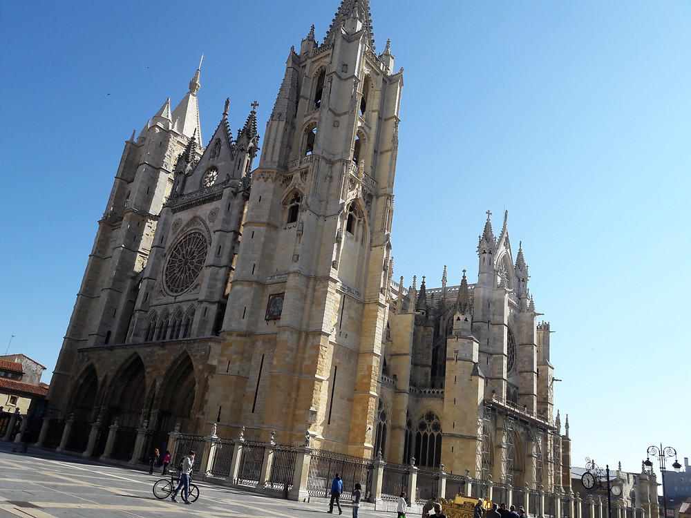 Camino Leon Cathedral
