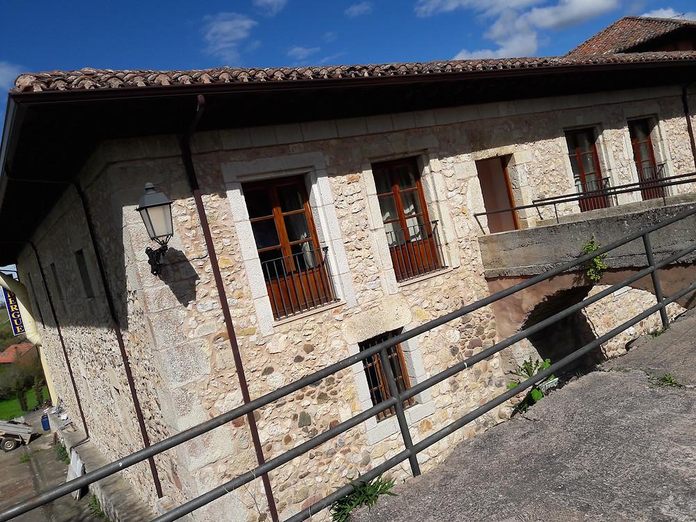 Camino de Santiago Villafranca Montes de Oca