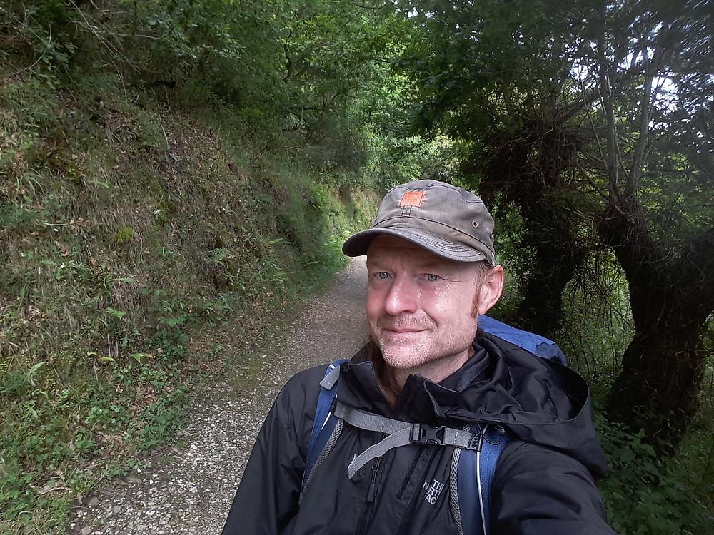 Camino de Santiago - road to Samos