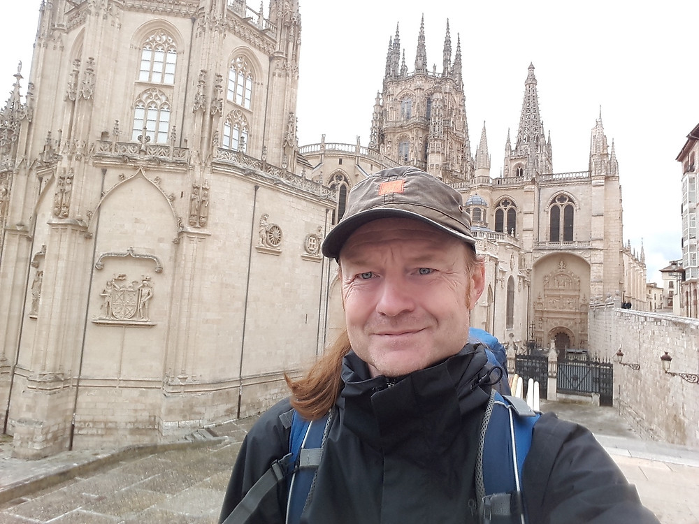 Camino de Santiago - Burgos cathedral