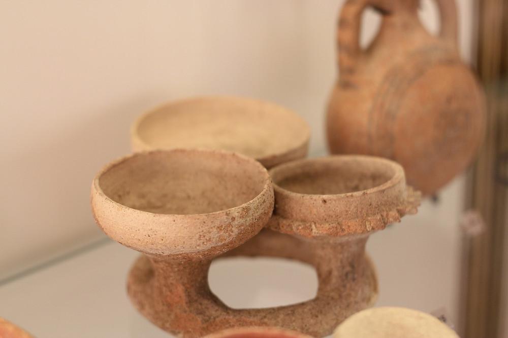 AUB Archaeological Museum - Kernos 1200-600 BC