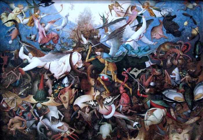 Day 26 to Salceda - Fighting demons