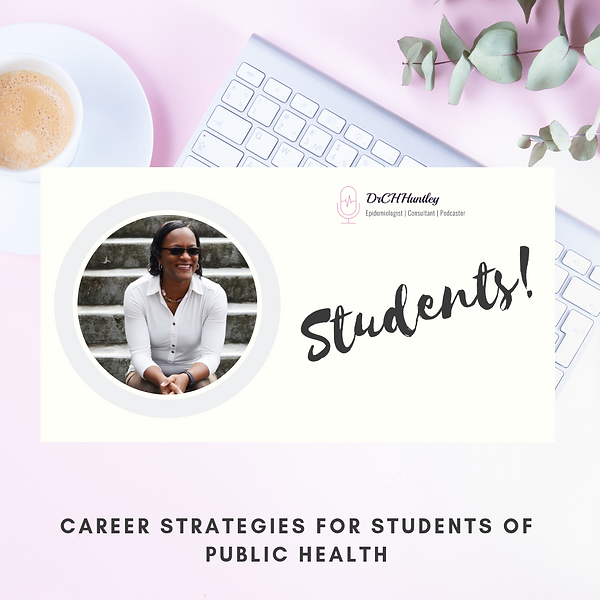 Career Strategies for Students of Public