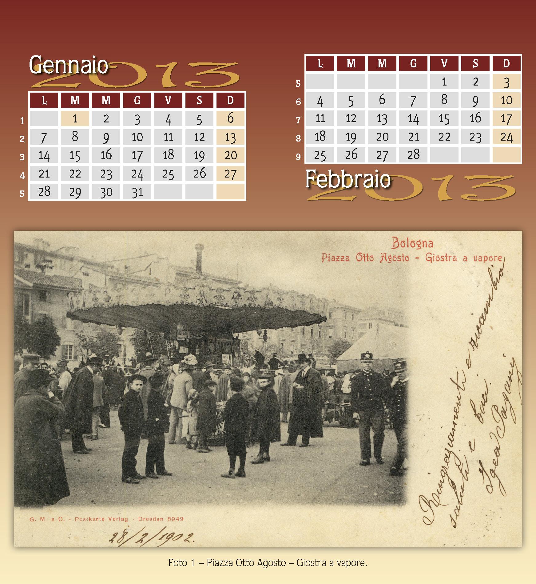 GENNAIO - FEBBRAIO