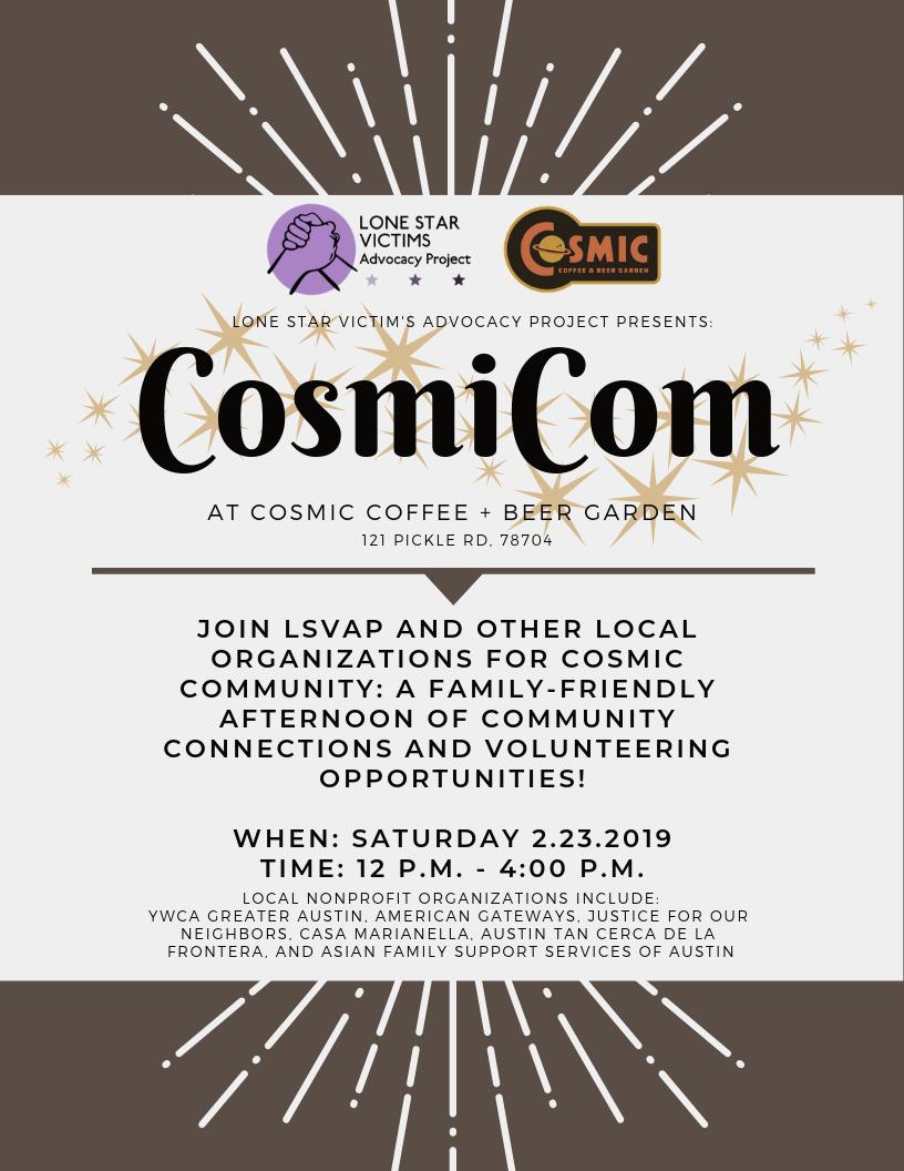 CosmiCom 2019