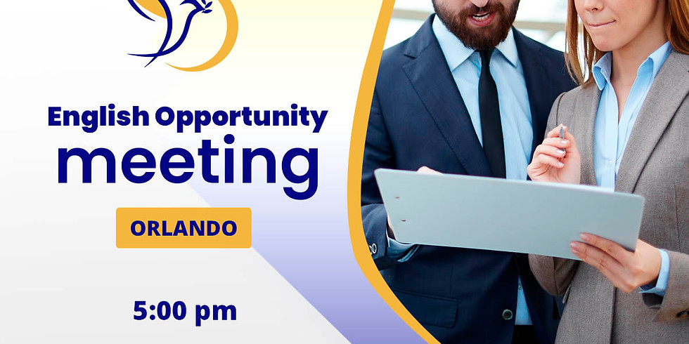 Opportunity Meeting Orlando