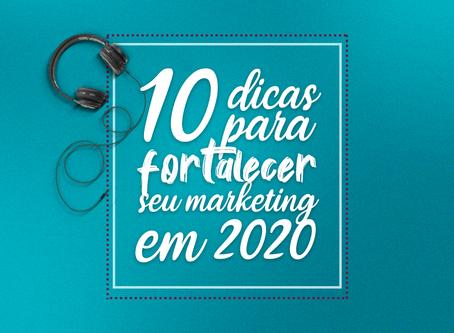 Esse top 10 vai transformar seu marketing!