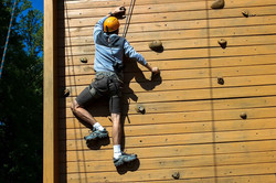 Carolina Wave Climbing Wall