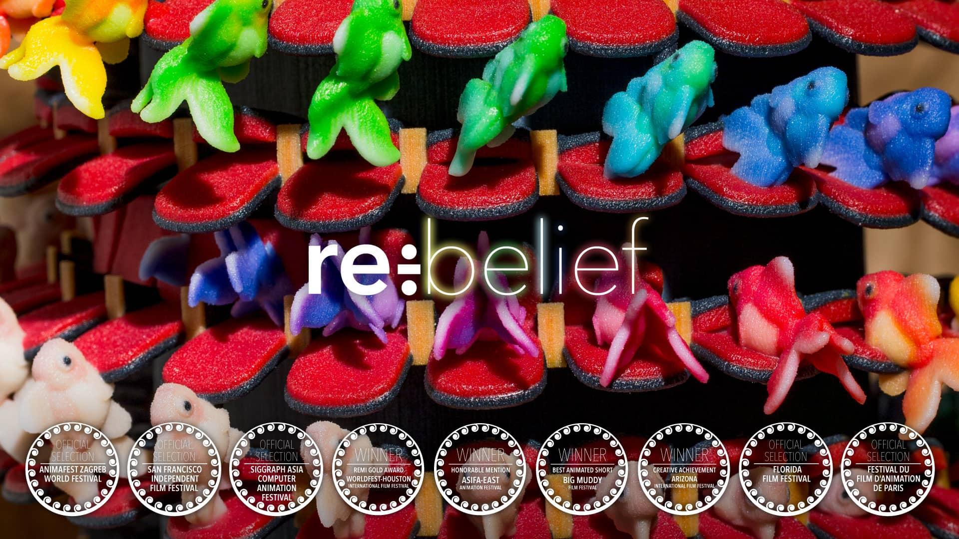 re belief