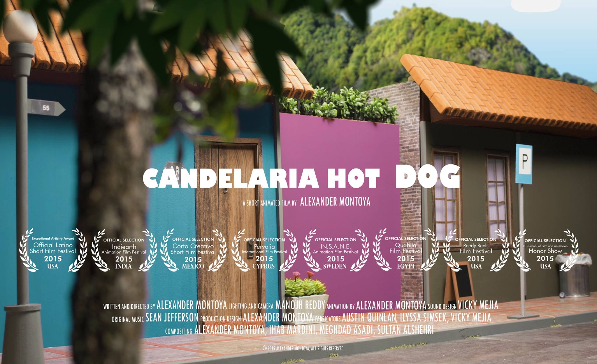 Candelaria hot dog