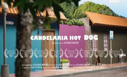 Candelaria hot dog