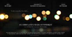 An Ambulance made of Whiskey