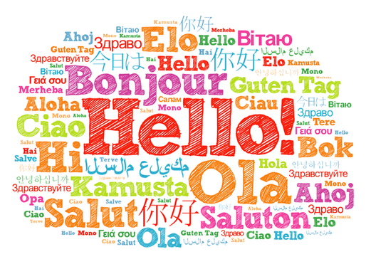 Happy European Day of Languages