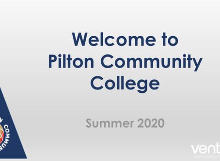 Welcome to Pilton