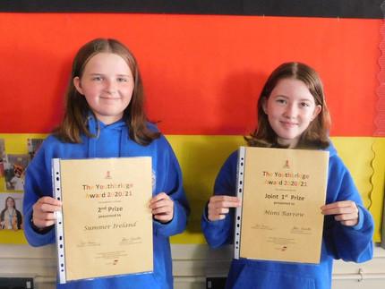 Preisgekrönte Schüler