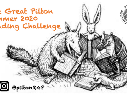 Great Summer Reading Challenge