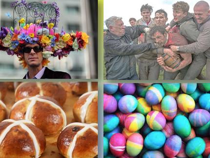 MFL Easter Around the world