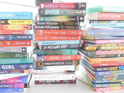 Loadsa luverly books!