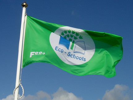 Green Flag Award for Eco Club